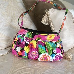 Pink Vera Bradley Shoulder Bag